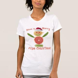 Merry Vegan Christmas T Shirts
