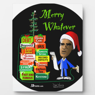Merry Whatever Display Plaque
