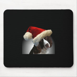 MERRY WOOF 2 MOUSE PAD