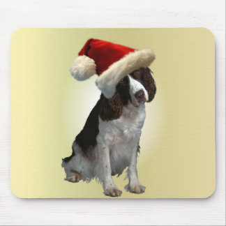 MERRY WOOF MOUSE PAD