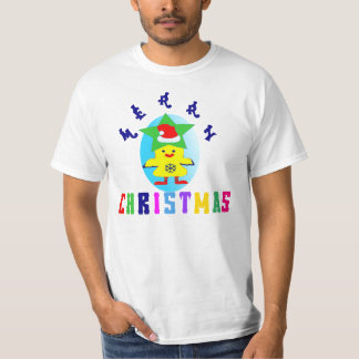 ♫♥Merry X-Mas Cute Santa-Cool Value T-Shirt♥♪ T-Shirt