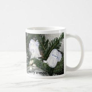 merry x-mas coffee mug