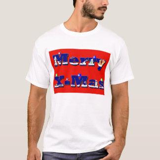Merry X-Mas red T-Shirt