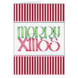 Merry X'mas Card