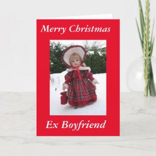 Ex Boyfriend Cards Zazzle