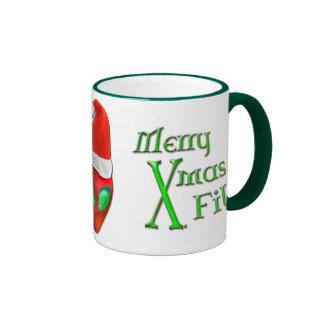 *Merry Xmas Files* Mug