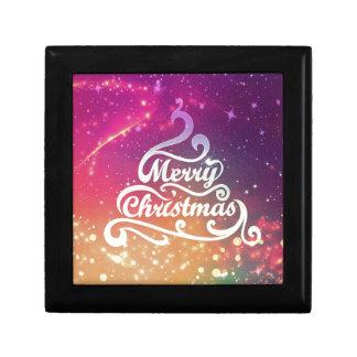 Merry Xmas Gift Box