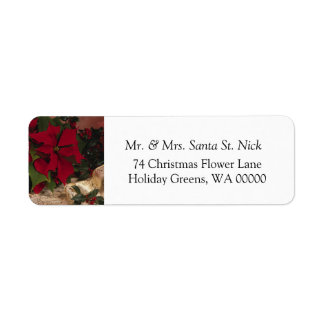 Merry Xmas Greeting Cards  Label Sticker