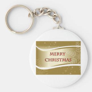 Merry Xmas Keychain