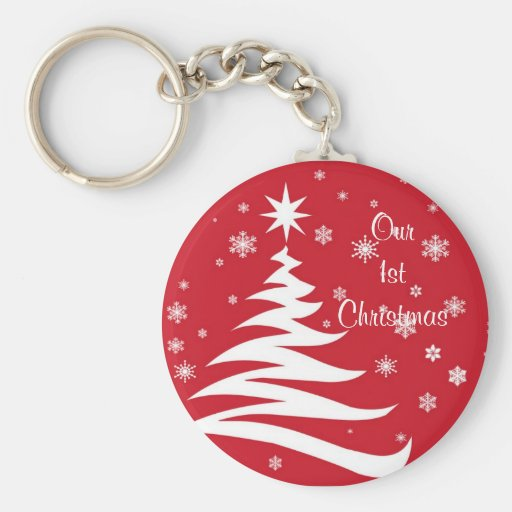 Merry Xmas....., Our 1st Christmas Key Chains