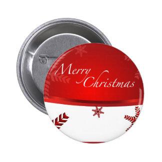 Merry Xmas Pinback Button