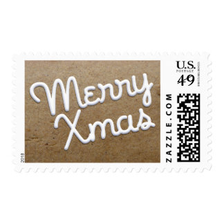 Merry Xmas Stamp