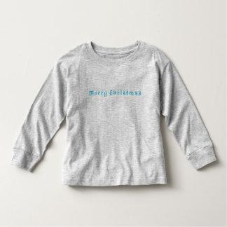 merry xmas - toddler t-shirt