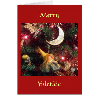Merry Yuletide Card