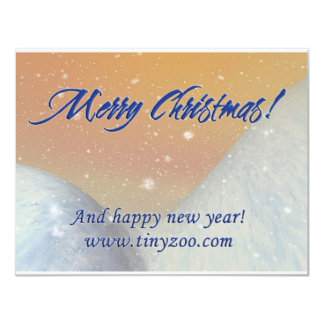 MerryChristmas_2hills_1024x753 Card