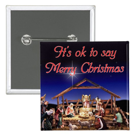 merrychristmas-square button