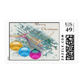 MerryChristmasbyTHendrix Postage Stamp