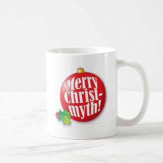 MerryChristmyth.ai Coffee Mugs