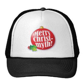 MerryChristmyth.ai Mesh Hat