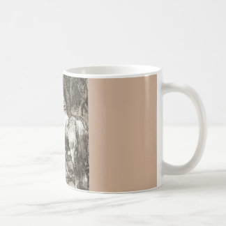 Merrylegs from Black Beauty book in the Orchard Classic White Coffee Mug