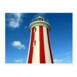 mersey bluff lighthouse postcard