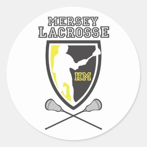 Mersey Crest Sticker