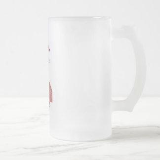 mert2 beer frosted glass beer mug