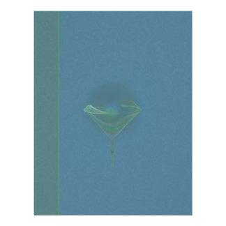 "Mertini Faery Martini Art 8.5"" X 11"" Flyer"