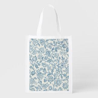 Merton, diseño del papel pintado bolsa reutilizable