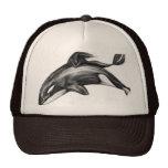 Merwhale Baseball Hat