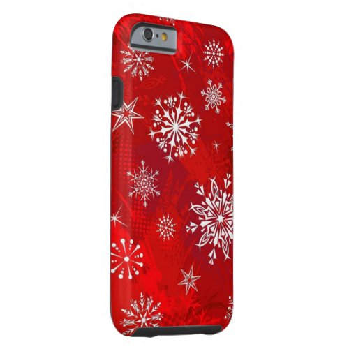 mery christmas and happy new year tough iPhone 6 case