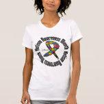 Mes de la conciencia - autismo camisetas
