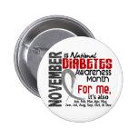 Mes de la conciencia de la diabetes cada mes para  pin