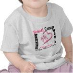 Mes de la CONCIENCIA del cáncer de pecho Camiseta