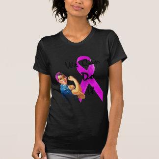 Mes de la conciencia del cáncer de pecho Rosie el Camisetas