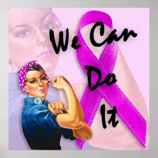 Mes de la conciencia del cáncer de pecho, Rosie el Póster