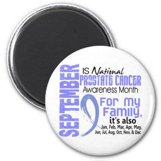 Mes de la conciencia del cáncer de próstata para m iman