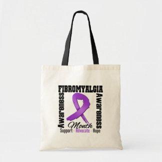 Mes de la conciencia del Fibromyalgia de la curaci Bolsas