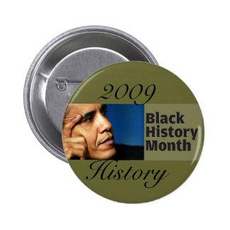 mes negro 2009 de la historia de la historia de ba pins