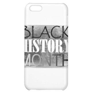 Mes negro de la historia