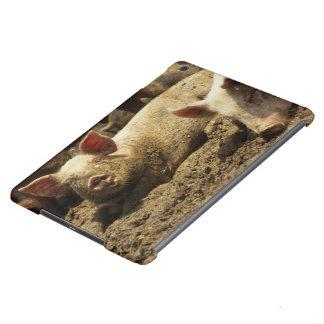 MES: Ste Genevieve, granja de cerdo Carcasa Para iPad Air