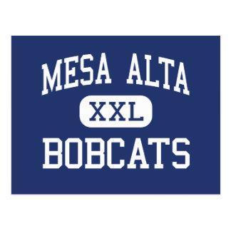 Mesa Alta - Bobcats - Junior - Bloomfield Postcard