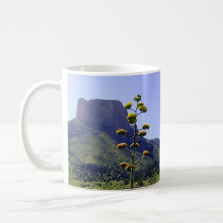 Mesa and maguey Big Bend mug