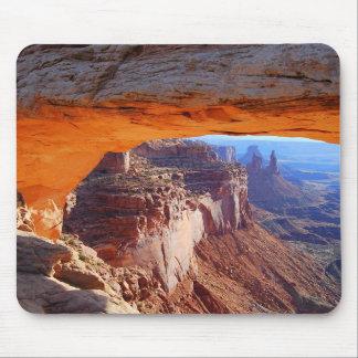 Mesa Arch at Sunrise Mousepad