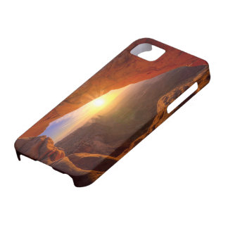 Mesa Arch, Canyonlands National Park iPhone 5 Cases