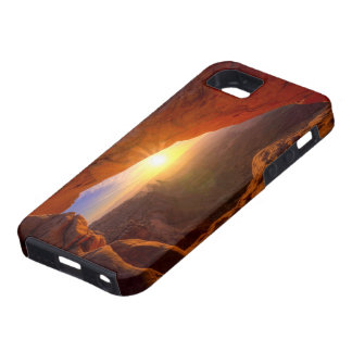 Mesa Arch, Canyonlands National Park iPhone 5 Covers