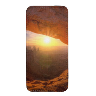 Mesa Arch, Canyonlands National Park iPhone 5 Pouch