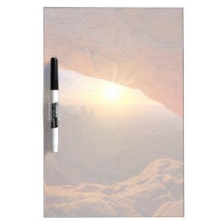 Mesa Arch, Canyonlands National Park Dry Erase Board