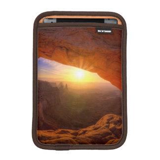 Mesa Arch, Canyonlands National Park iPad Mini Sleeve