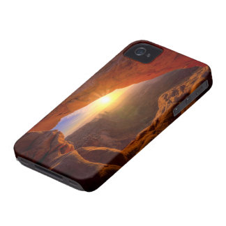 Mesa Arch, Canyonlands National Park iPhone 4 Cover